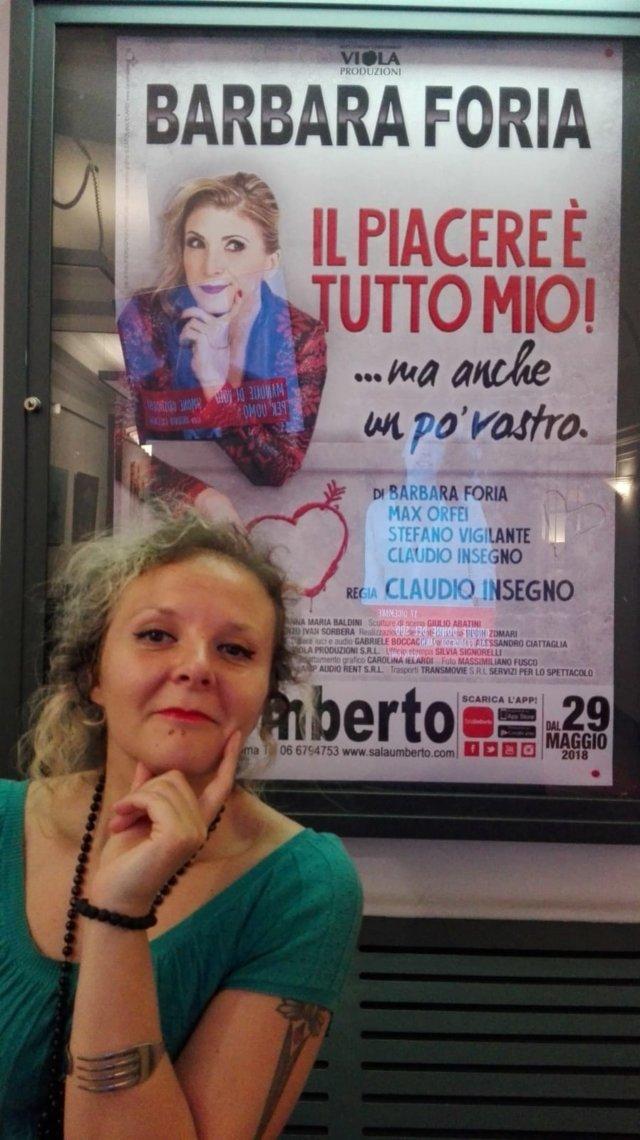 Barbara Foria - Carolina Ielardi - il piacere è tutto mio 3