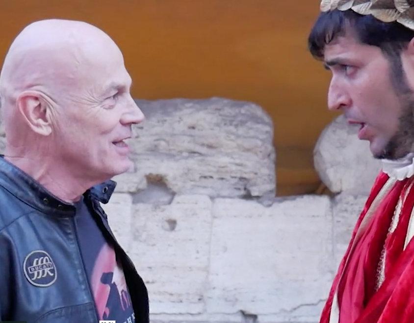 Nerone VS Petronio – Teaser spettacolo