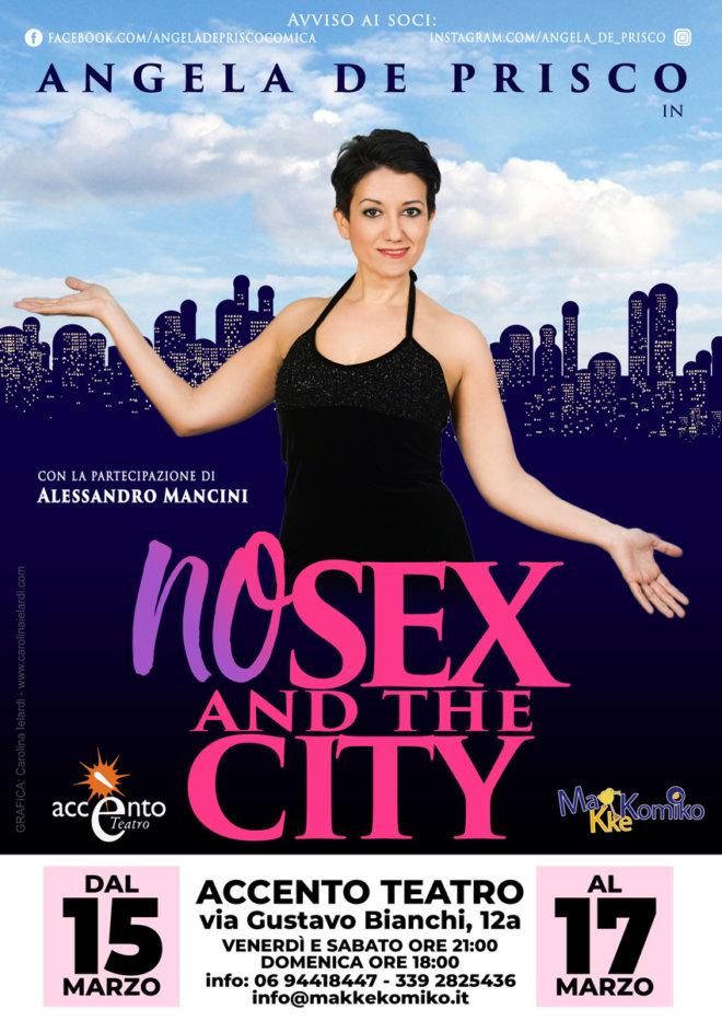 Angela-De-Prisco---Nosex-and-the-city_A3