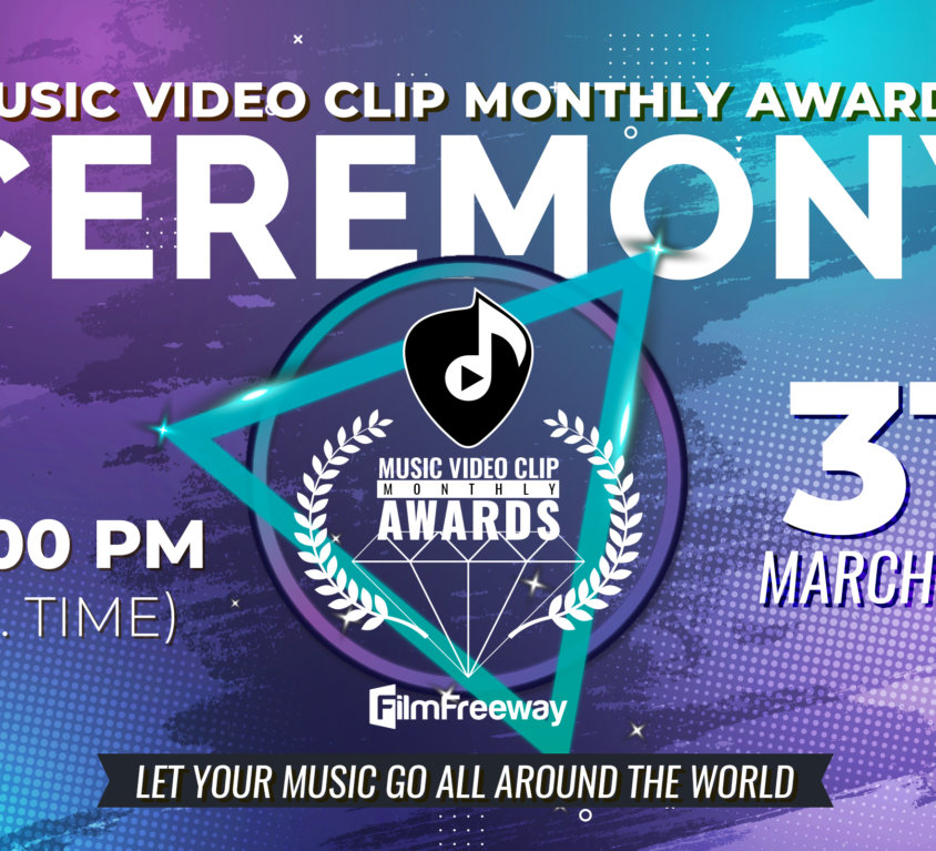Music Video Clip Monthly Awards